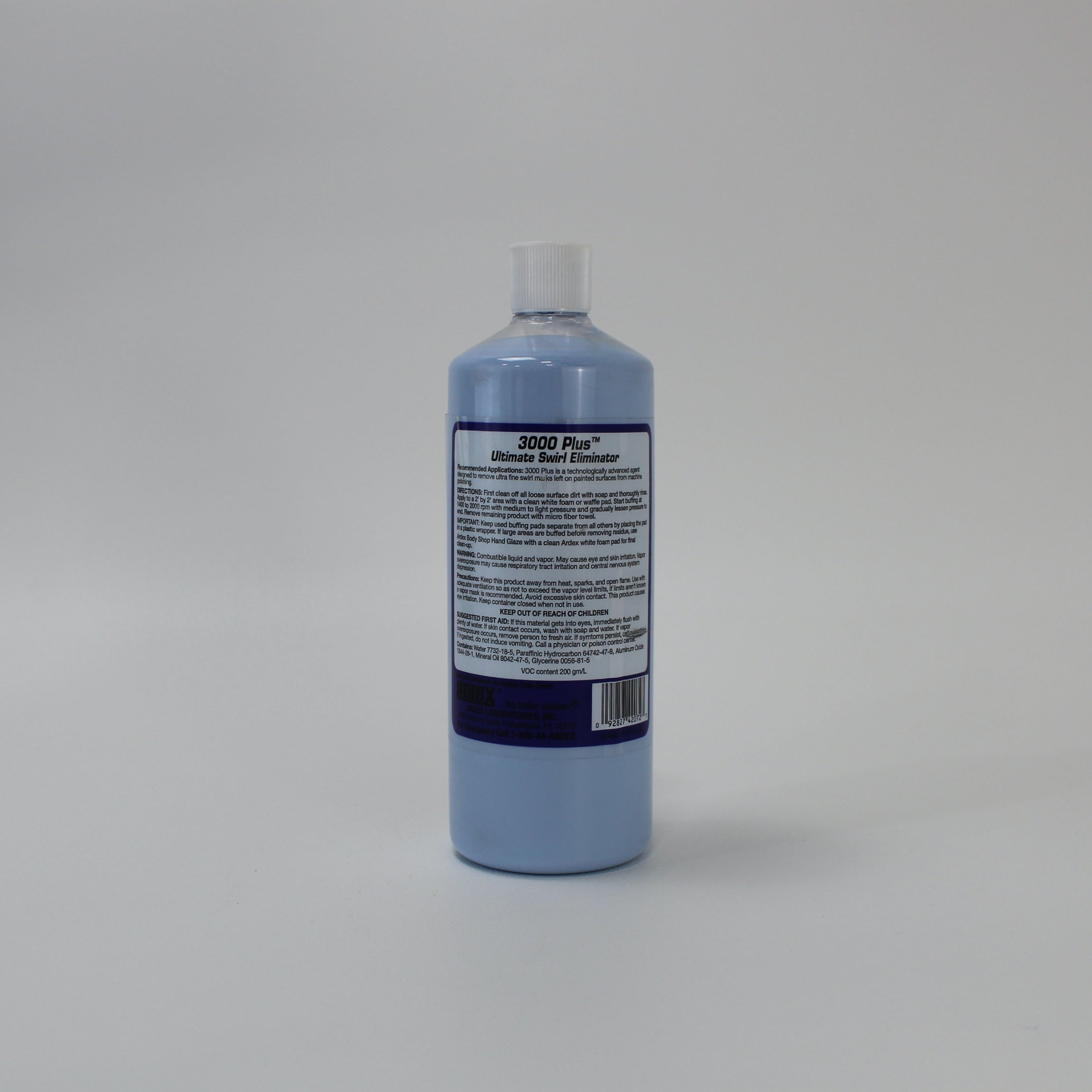 Ardex's / 3000 Plus / Ultimate Finishing Compound