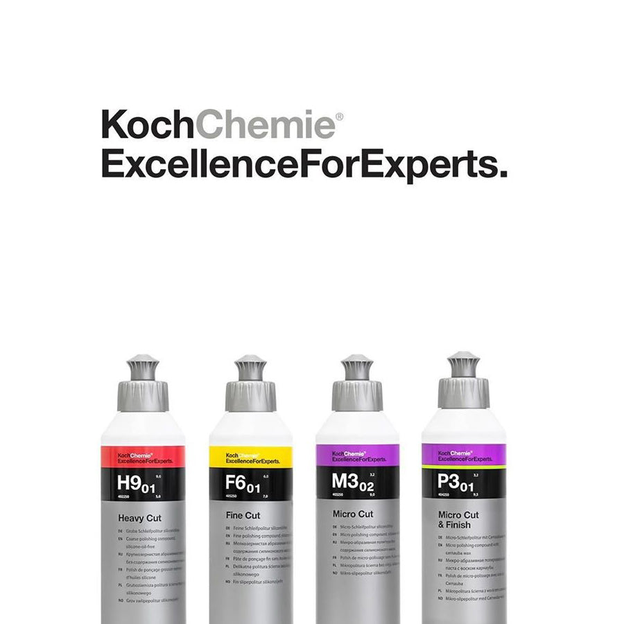 Koch Chemie's / M3.02 Micro Cut / Micro Polishing Compound