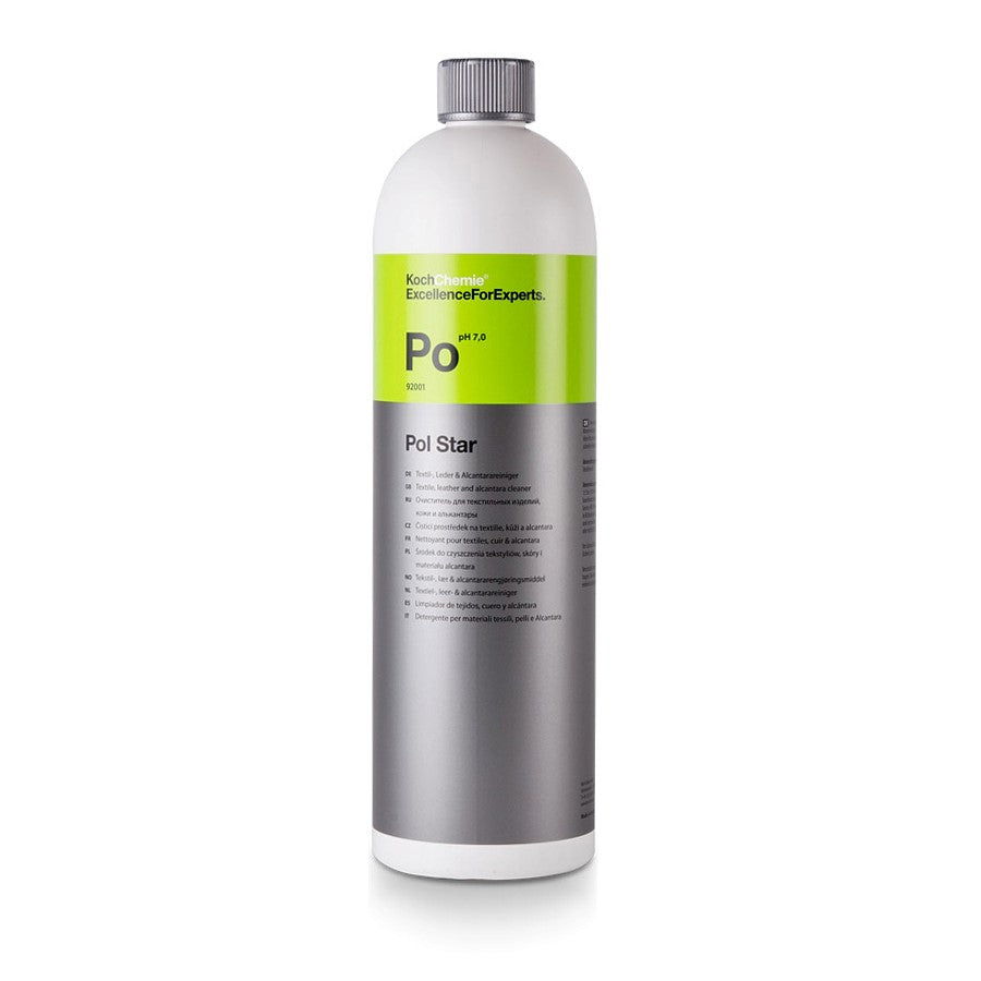 Koch Chemie's / Pol Star / Textile, Leather & Alcantara Cleaner