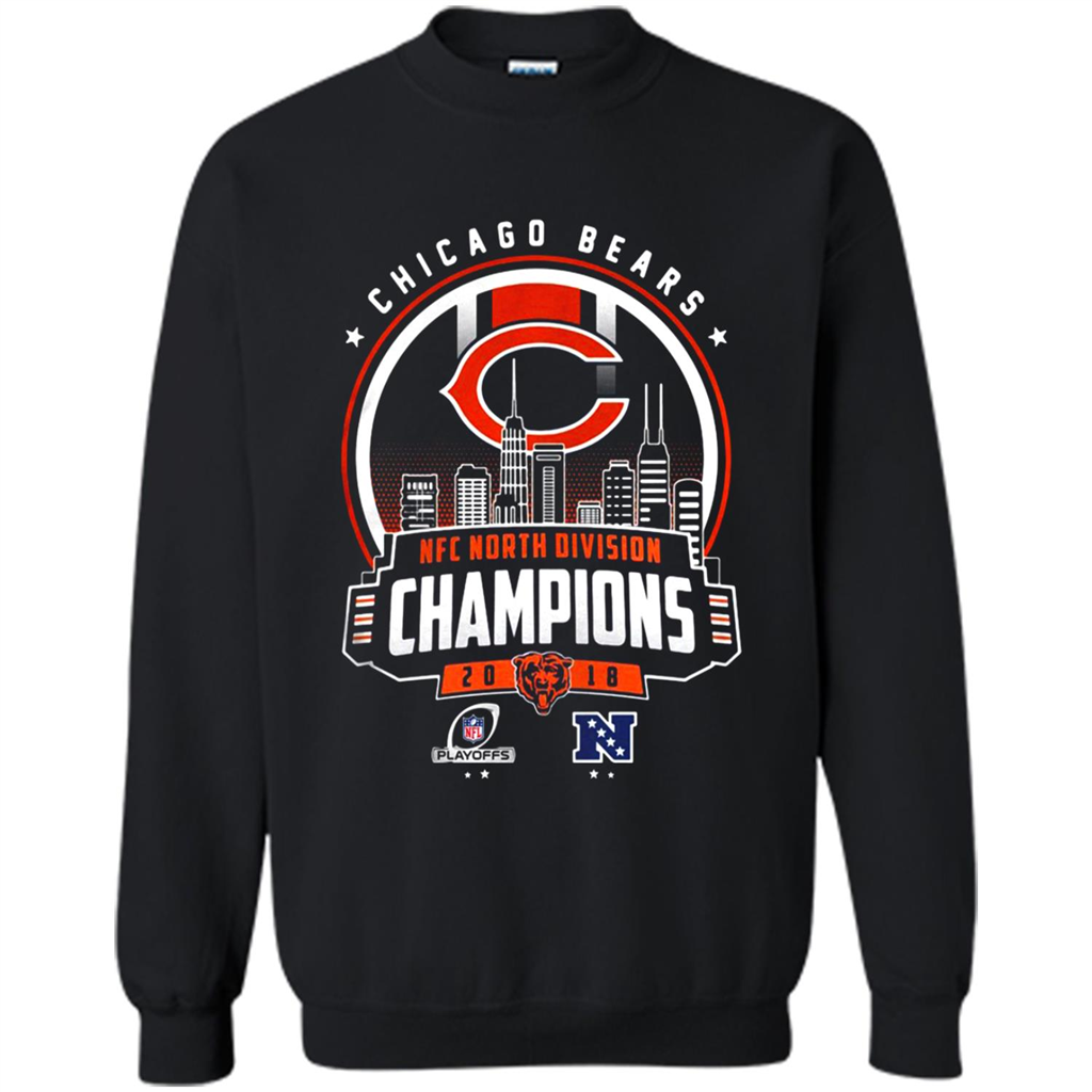 46eb252646195 You re viewing  Chicago Bears NFC North Division Champions 2018 shirt –  Sweatshirt  28.95 –  33.95