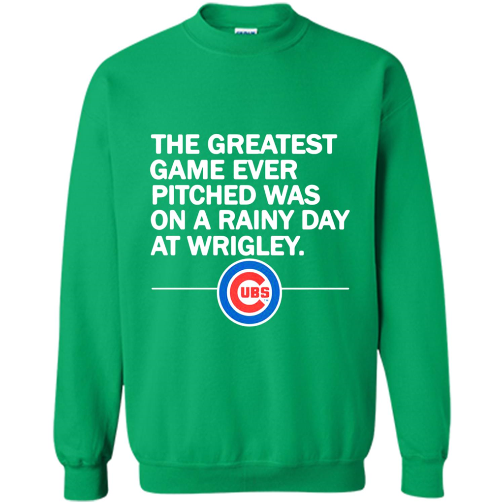 sale retailer 506b0 eab40 Chicago Cubs The greatest game ever pitched was on a rainy ...