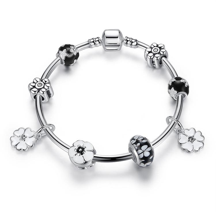| Primrose Charms Bangle | 17cm