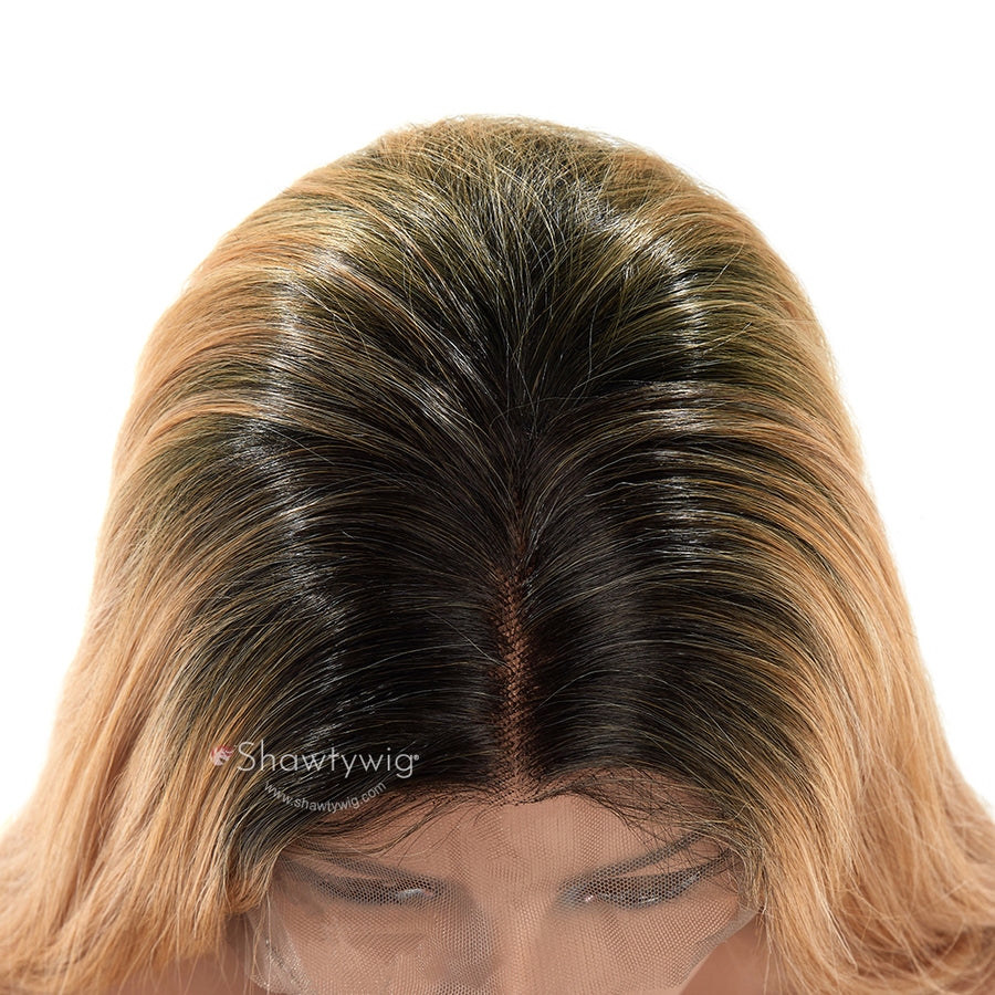 13''×4'' Shawty Originals Natural Straight Synthetic Wigs