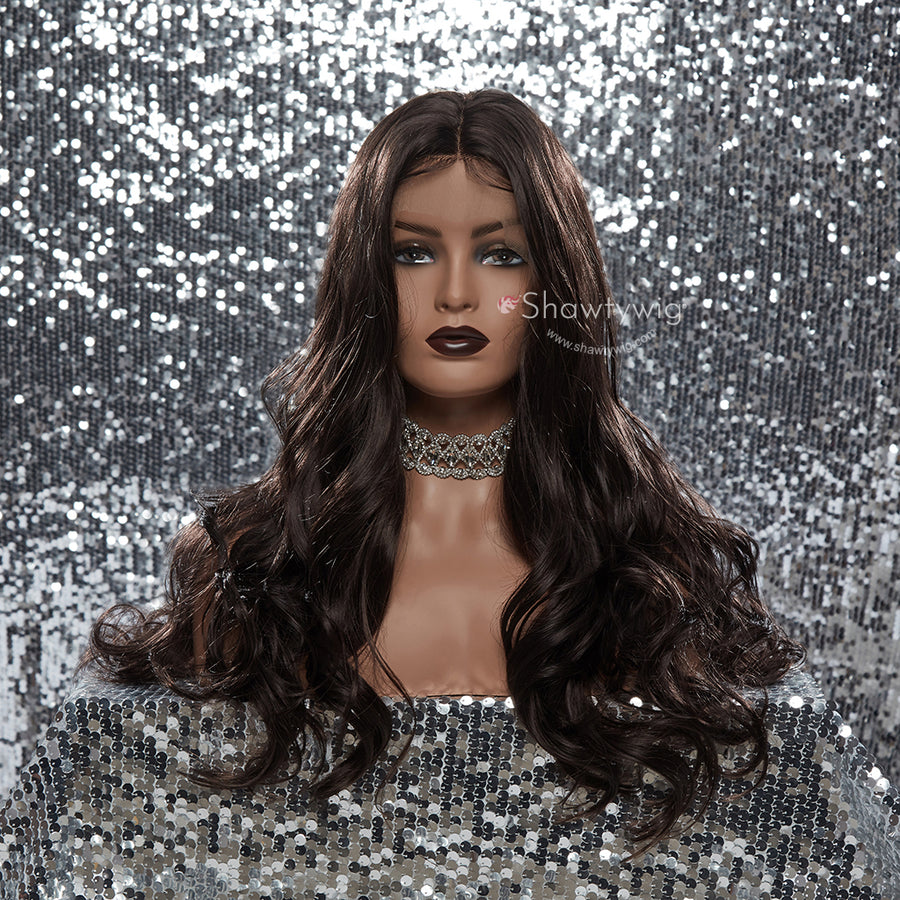 13''×4'' Shawty Originals Body Wave Synthetic Wigs