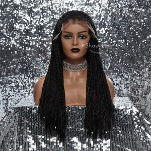 13''×4'' Shawty Originals Thick Braids Synthetic Wigs