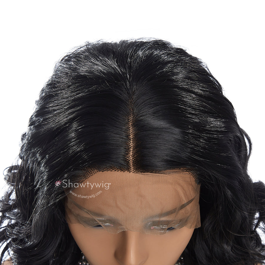 13''×4'' Shawty Originals Loose Wave Synthetic Wigs