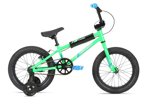 "Haro Shredder 16"" Bad Apple Alloy frame"
