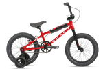 "Haro 2021 Shredder 16"" Red Alloy frame"