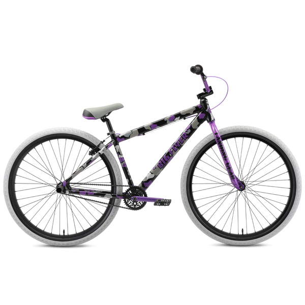 SE 2021 Big Flyer - Purple Camo 29""