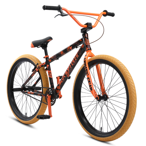 SE 2021 Blocks Flyer - Orange Camo 26""