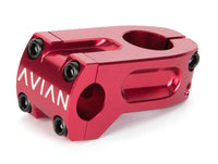 Avian Scorcher Front Load Stem 1-1/8in / Red / 45mm