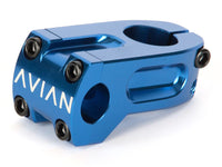 Avian Scorcher Front Load Stem 1-1/8in / Blue / 45mm
