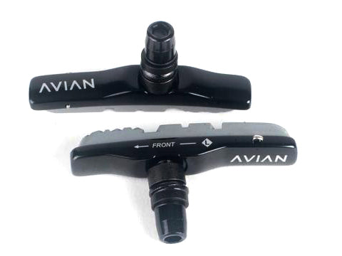Avian Carbon Brake Pads / Black