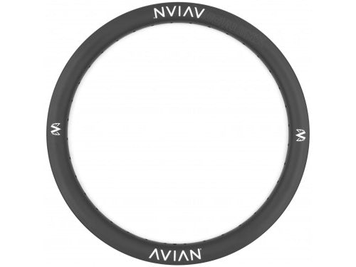 Avian Venatic Carbon Rim - 20x1.5in / Matte Black / 28H Front