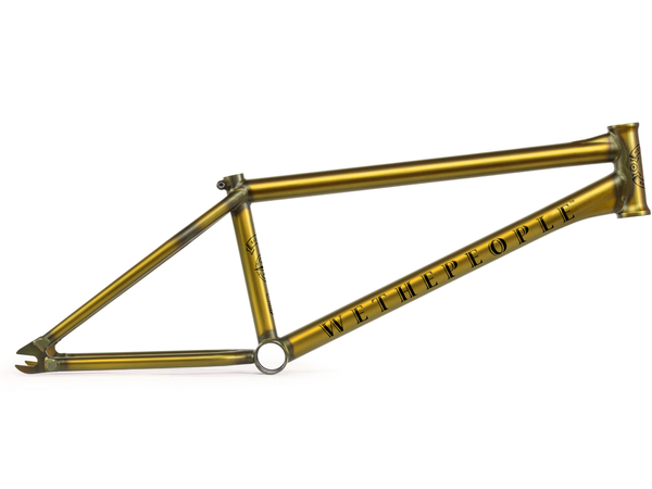 WeThePeople Battleship 2019 Frame - Translucent Yellow