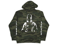 Anthem Zip Up Hoodie / Forest Camo / M