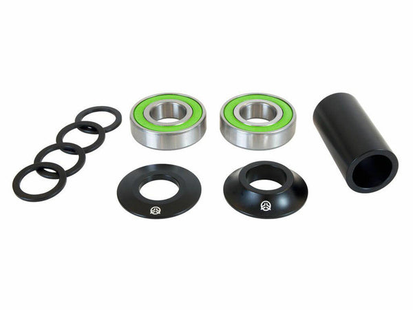 Federal Mid Bottom Bracket / Black / 19mm