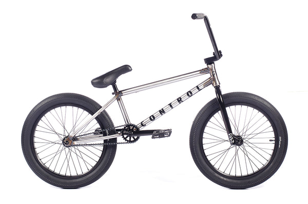Cult 2021 Control Bike - Clear Raw