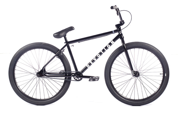 "Cult 2021 Devotion 26"" Bike - Flat Black"