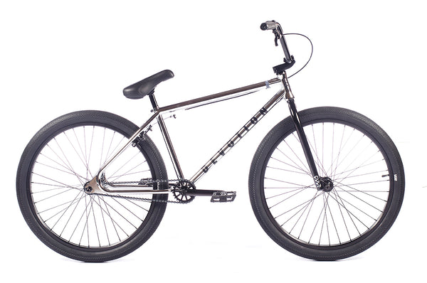 "Cult 2021 Devotion 26"" Bike - Chrome"