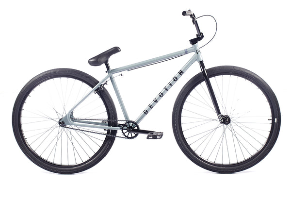 "Cult 2021 Devotion 29"" Bike - Flat Grey"