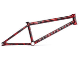 WeThePeople Revolver Frame - Black or Red