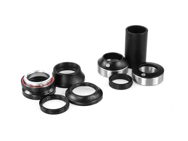 Federal Frame Bearing Kit / Black / 24mm BB
