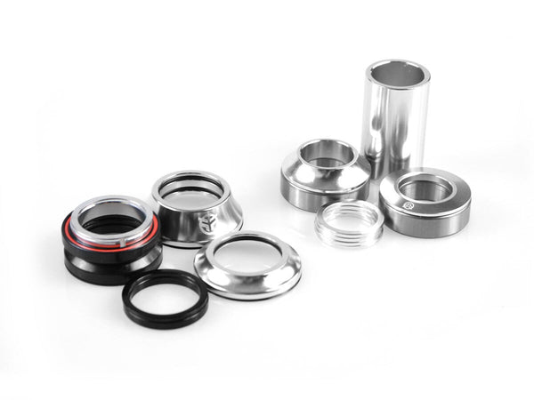 Federal Frame Bearing Kit / Polished / 24mm BB