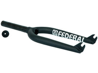 Federal Assault 22 Forks / Matte Black / 22mm Offset