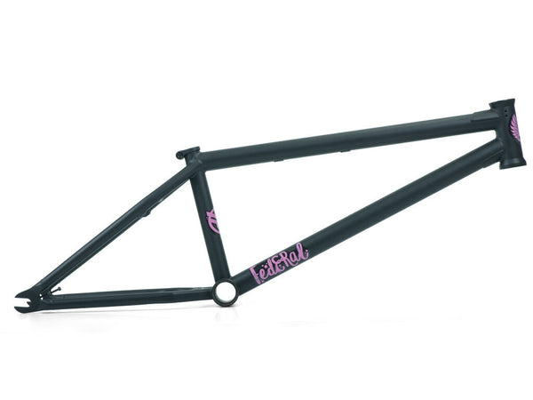 Federal Perrin ICS Frame / Matte Black / 20.75TT