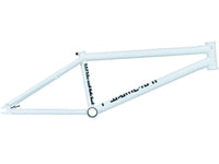 Federal Bruno Frame / Gloss White / 21TT
