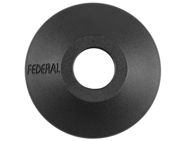 Federal Non Drive Side Plastic Hubguard / Black