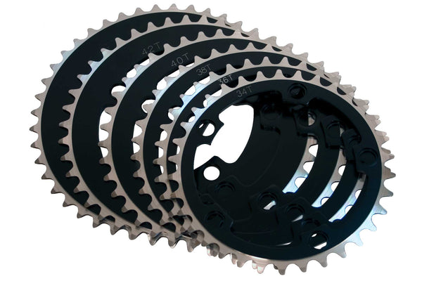 DRS Chainring Alloy 110Bcd 5H