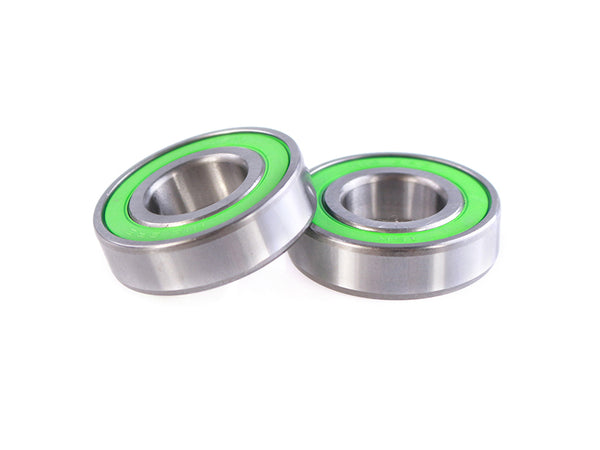 Motive Mid BB Bearings (Pair) / Sliver/Green Seal / 19mm