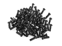 Motive Brass Nipples (75 Pack) / Black