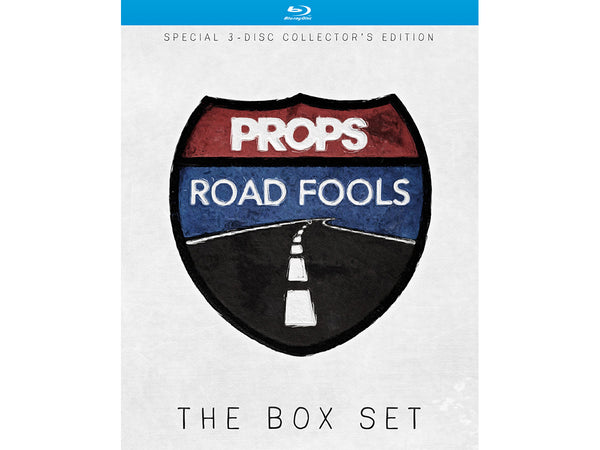 Road Fools Special Edition Blu-ray Box Set