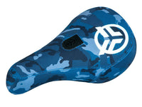 Federal Mid Pivotal Logo Seat / Blue Camo With White Logo
