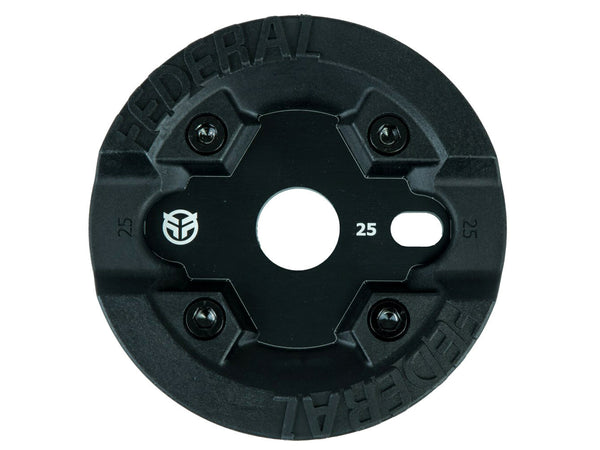 Federal Impact Guard Sprocket / Black / 25T