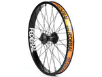 Federal Stance Pro Front Wheel With Guards And Butted Spokes / Black