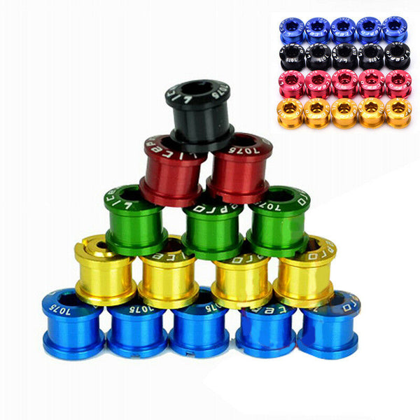 KOR Alloy 5mm Chainring Bolts - 5pcs