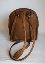 Load image into Gallery viewer, Paloma Vegan leather backpack