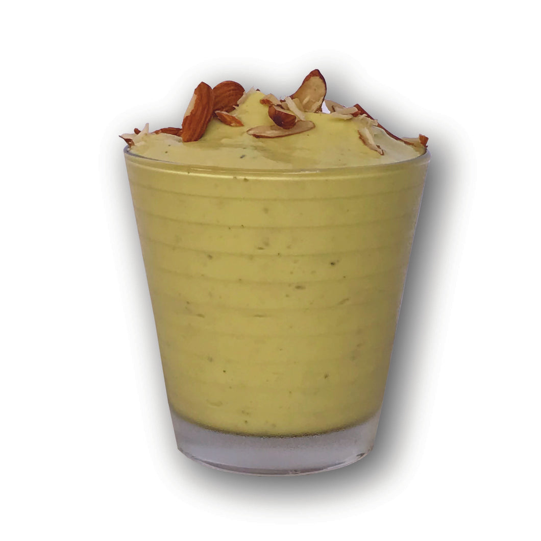 AVOCADO  PUDDING