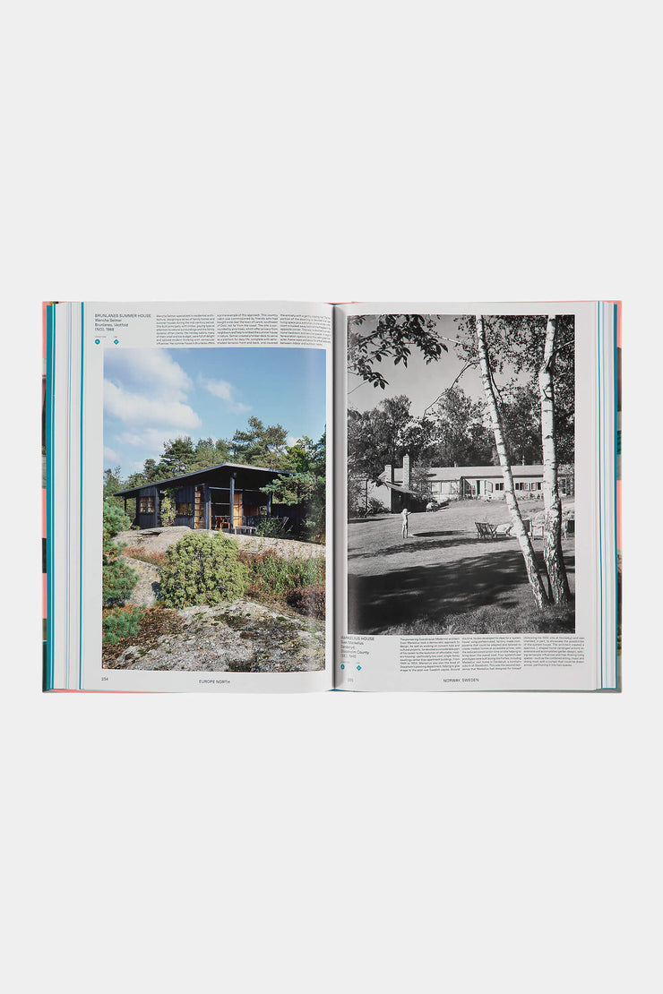 Atlas of Mid-Century Modern Houses Boek