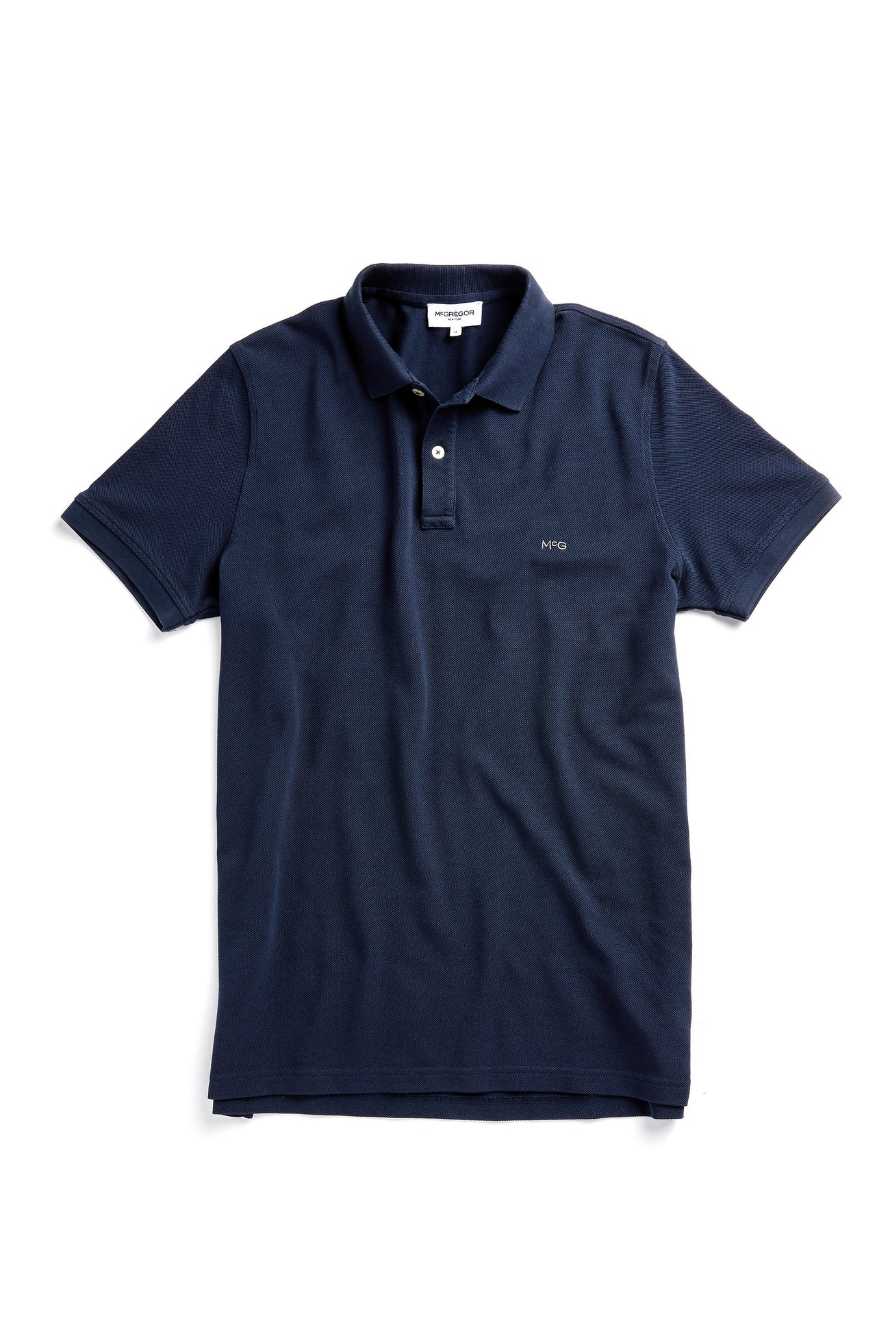 Classic pique polo slim fit