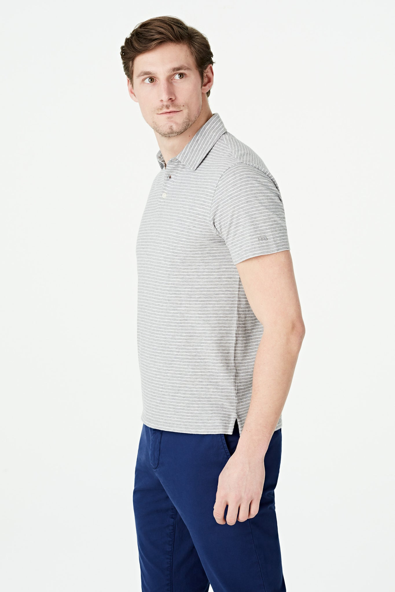 Feeder Stripe Polo Regular Fit