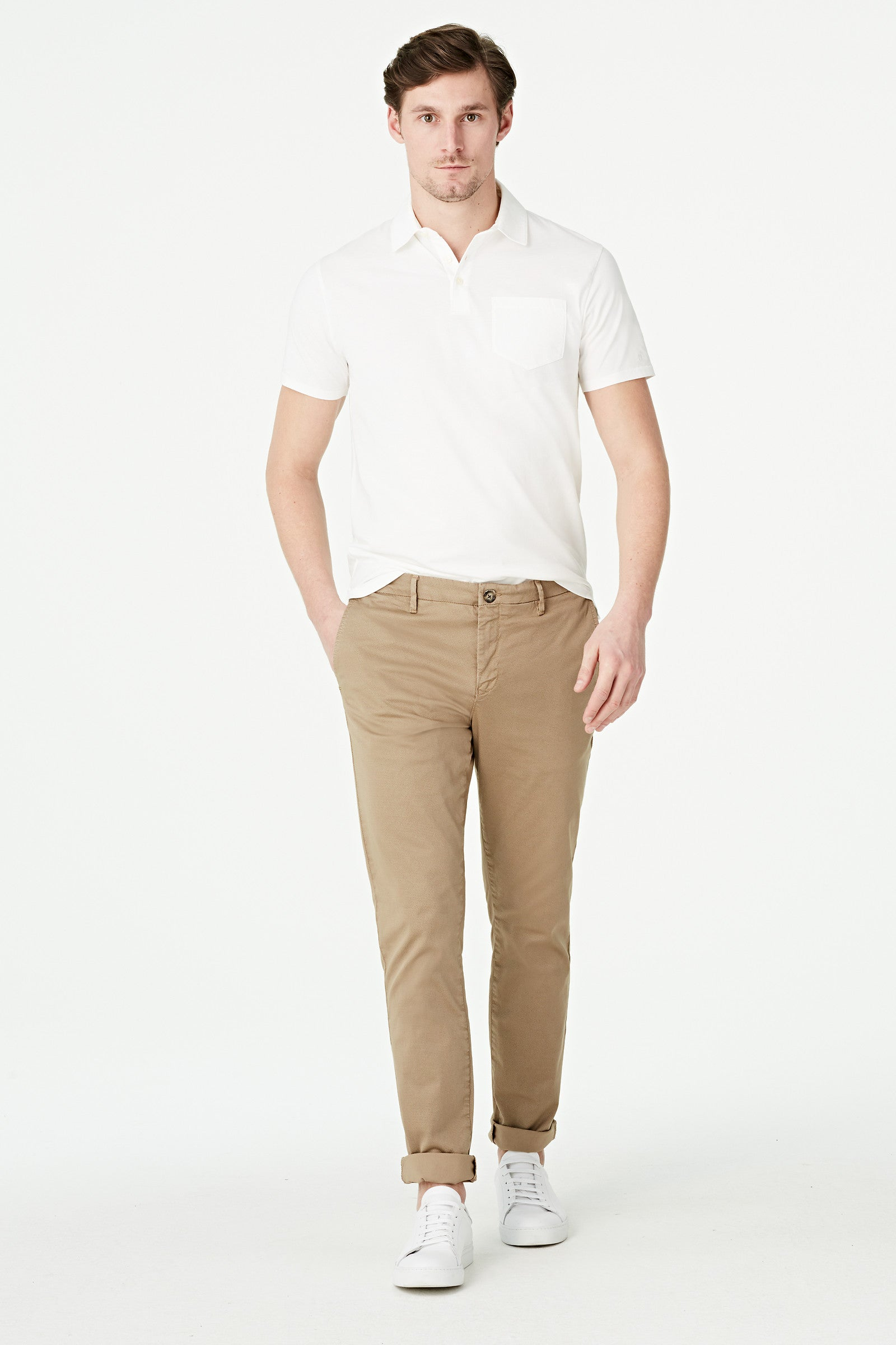 Jersey Polo Regular Fit