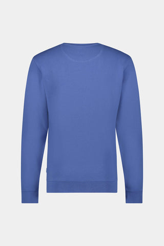 garment dyed crew neck sweat