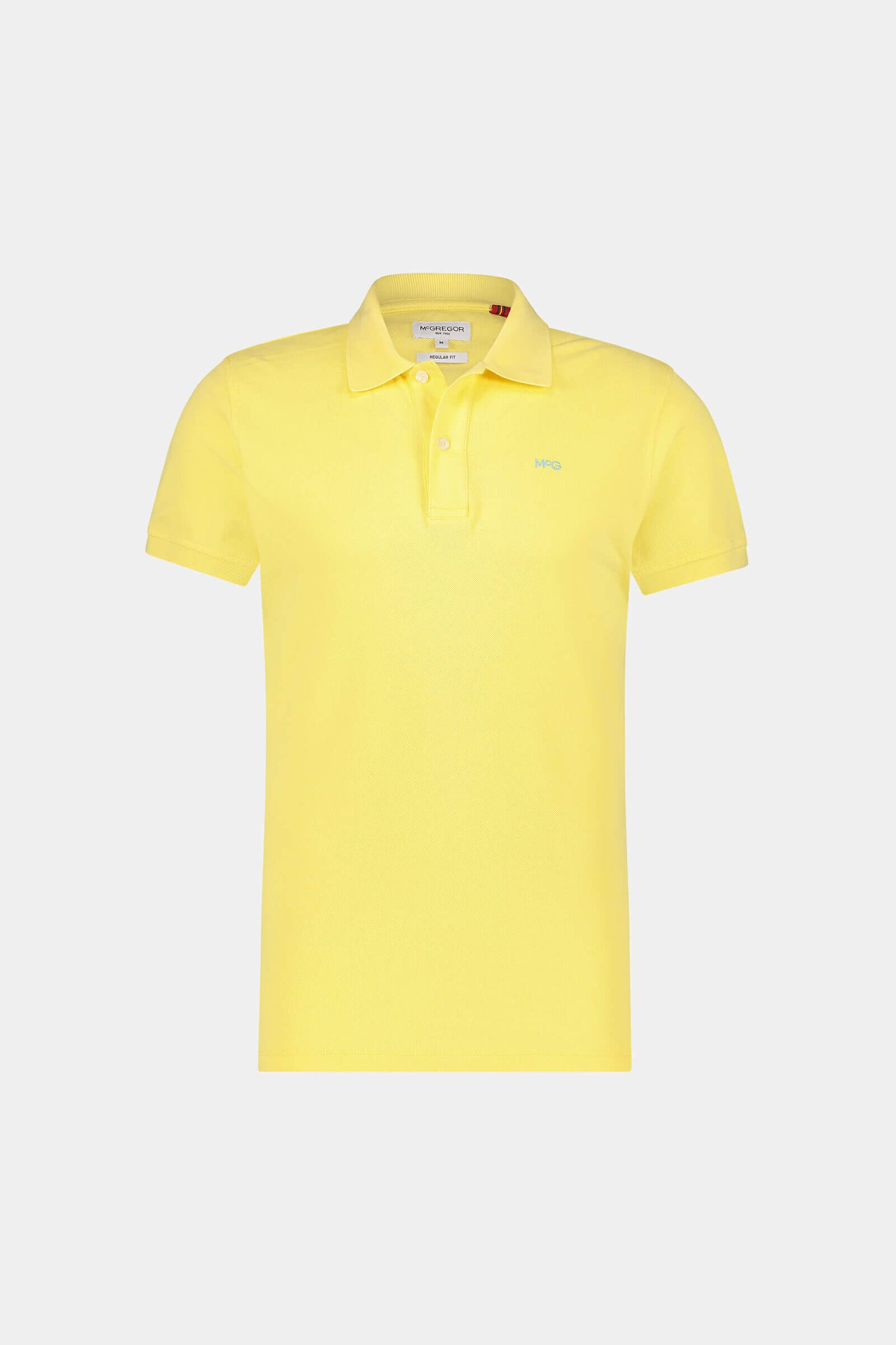 Regular fit classic pique polo