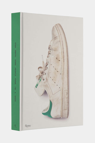 Stan Smith Some People Think I'm A Shoe Boek