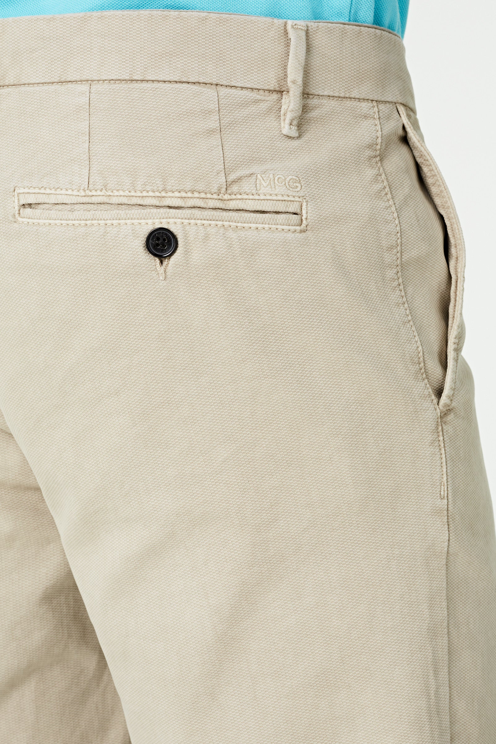 Structure Chino Slim Fit